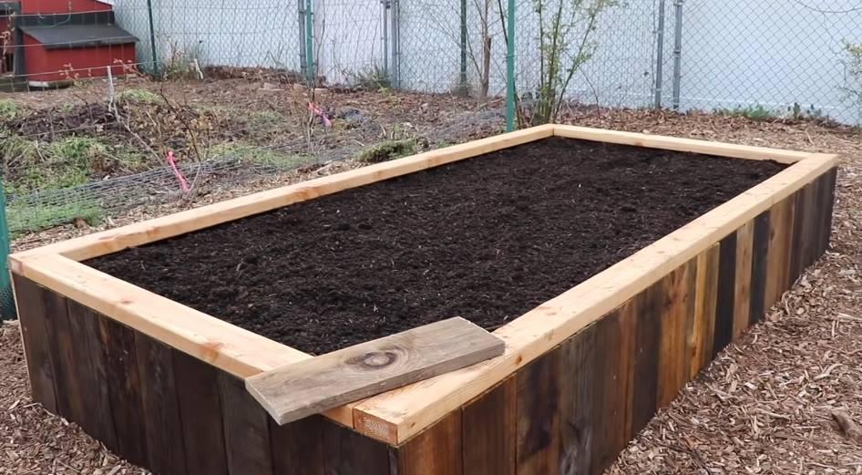skrzynie ogrodowe na warzywa